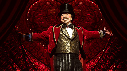 After hugely successful Broadway debut, Moulin Rouge musical sets Australian dates