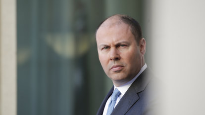 'All support necessary': Frydenberg promises economic help to Victoria