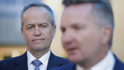Labor's franking credits blamed for huge swings in booths with older residents