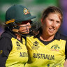 Rising to the challenge as women's cricket lifts