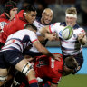 'Win and you're in' for the Rebels as first finals appearance beckons
