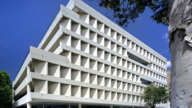 Woolworths has leased in 372 Elizabeth Street in Surry Hills, known as Seidler Surry Hills, Sydney