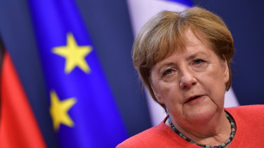 German Chancellor Angela Merkel may not be setting the country up for the future.