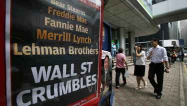 Remember the junk debt that sparked the GFC? Demand for low-quality loans is rising again.