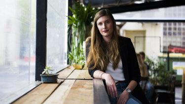 Millennial Amanda Smith.