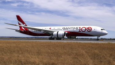 Qantas has outlined its planned route to profit.