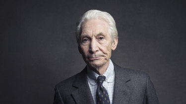 Charlie Watts was one of the biggest rock stars in the world but didn't act like one.