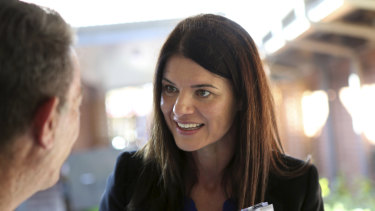 Liberal Fiona Martin won the seat or Reid for the Liberal party. She is one of just coalition women in the lower house.