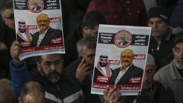 The death of journalist Jamal Khashoggi has prompted Democrats to examine Trump's business connections with the Saudi government.