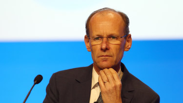 ANZ chief executive Shayne Elliott said Australian banks had never held more capital.