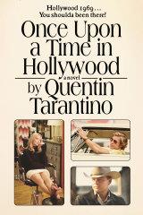 Director Quentin Tarantino's new novel.