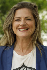 Julia Zemiro was among the Coalition of the Willing donors.