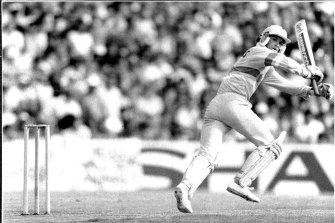 Dean Jones in action in 1989.