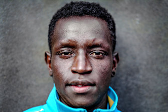 Australian runner Peter Bol will compete in the 800m final on Wednesday.