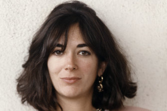 Ghislaine Maxwell, the British socialite accused of trafficking girls for Jeffrey Epstein.