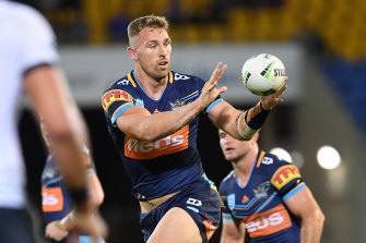 Bryce Cartwright has polarised opinion in the NRL with his stance on vaccinations.