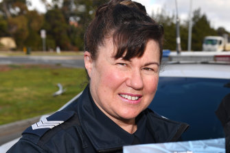 Sergeant Rosa Rossi
