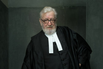 Robert Richter, QC.
