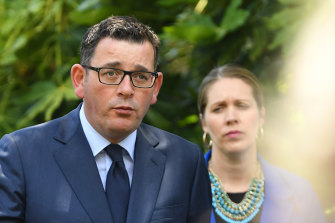 """Premier Daniel Andrews says the cost of inaction is """"far, far greater"""" than investing more money in the mental health system."""