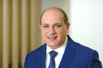 Link Group CEO Vivek Bhatia said the $3.3 billion IPO valuation had proved rejecting takeover offers was the right thing to do.