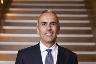HomeCo chief executive David Di Pilla.