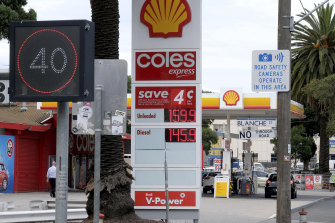 Sydney's highest price for diesel was 160.90 cents in Edgecliff, followed by 157.90 cents per litre charged in Northwood and Longueville on the lower north shore as well as Merrylands.