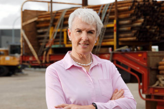 Diane Smith-Gander, chair of Safe Work Australia, has backed some employers to require their workers to get vaccinated.
