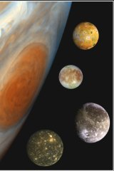 After eight years orbiting Jupiter, NASA's Galileo space probe will end its long mission on September 21, 2003 by plunging down through the jovian cloud tops and smashing into the giant planet.