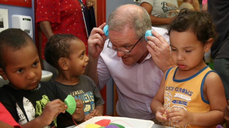The Coalition government and its predecessors, together with the state governments, have done a good job of ensuring almost all four-year-olds are now attending preschool for the equivalent of two days a week.