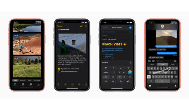 Dark Mode, and several other major additions, are coming to iPhones in iOS 13.