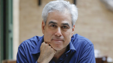 American intellectual Jonathan Haidt says middle class parents are creating fragile children.
