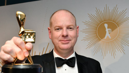 Tom Gleeson called TV 'a dying industry' at the Logies. Was he right?