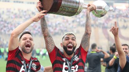 Dramatic Copa Libertadores title win for Flamengo