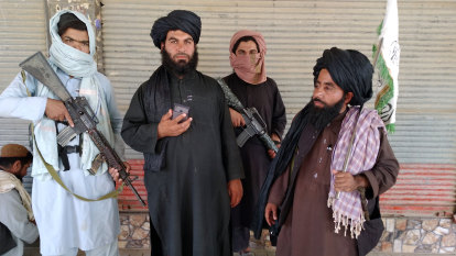 Taliban could surround Kabul within a month, US official says