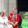 A very different Trooping the Colour to mark Queen's official birthday