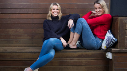 Why Zara and Michelle started a 'safe space' podcast for Millennials