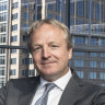 Maarten Wetselaar, Shell Global's outgoing head of integrated gas, renewables and energy solutions.