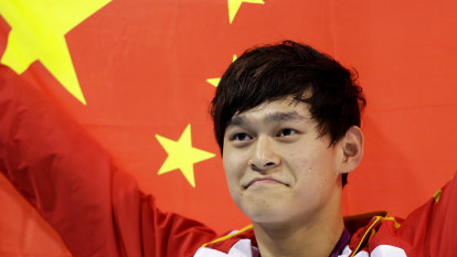 Sun Yang's doping ban lifted after accusation of racism