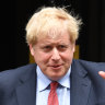 Johnson wants mandatory face masks to help Britain 'go back to work'