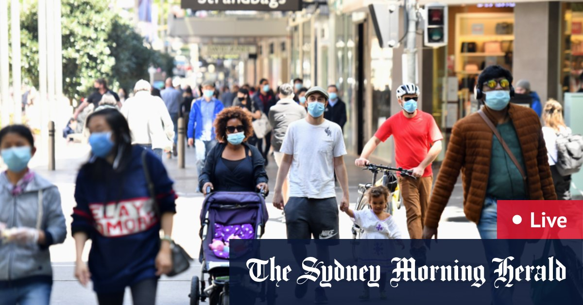 Coronavirus updates LIVE: Victoria records one new COVID-19 case; Qld border to open to NSW and stay shut to Greater Sydney; Australian death toll stands at 907 – The Sydney Morning Herald