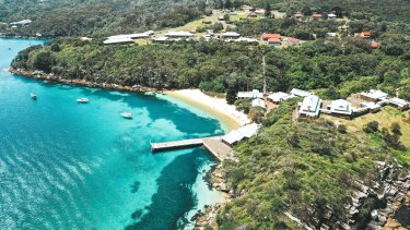 TheQ Station, on 30 hectares overlooking the Sydney Harbour waterfront in Manly, Sydney