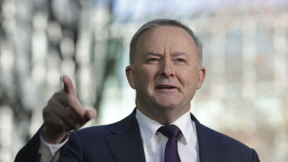 Albanese says Labor must embrace wealth creation, mining sector on way to low-carbon future