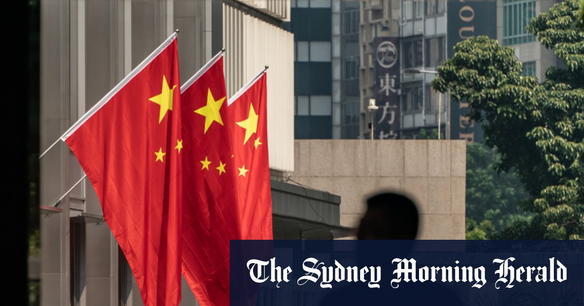 'Wouldn't normally comment': Marise Payne declines to confirm rumoured Chinese defection – Sydney Morning Herald