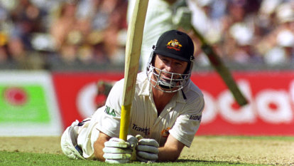The calf, the dive and that raised bat: Steve Waugh's 2001 medical miracle