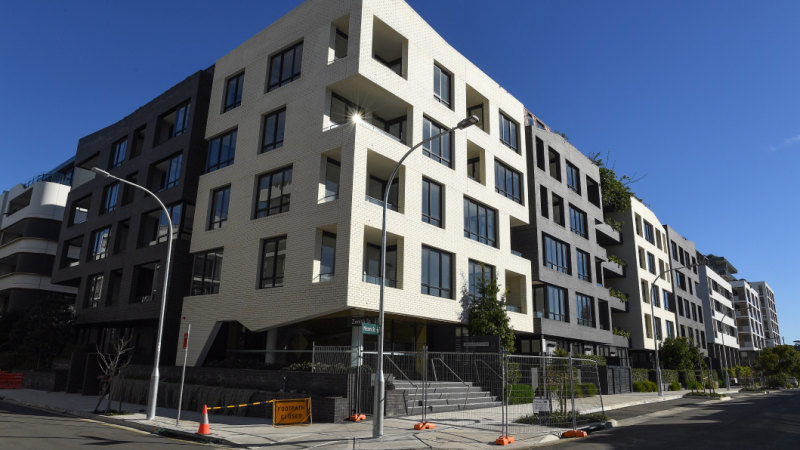'It's a joke. We can't go on like this': fourth block of units abandoned in Sydney