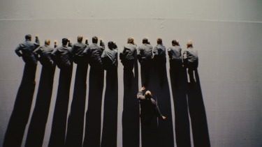 Paul Thomas Anderson's short musical film ANIMA, featuring Radiohead's Thom Yorke, screening on Netflix.