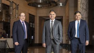 Vivek Bhatia, Tarun Gupta and Vik Bansal.