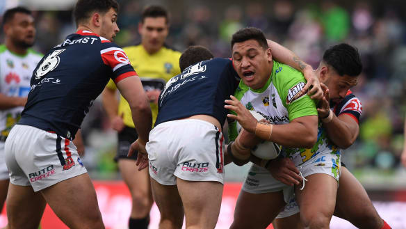 Talking points: Guler looks right at home in Canberra Raiders debut