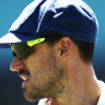 'Level' Starc at peace for Test recall