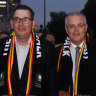 Dreamtime at the 'G silent but clubs to mark occasion